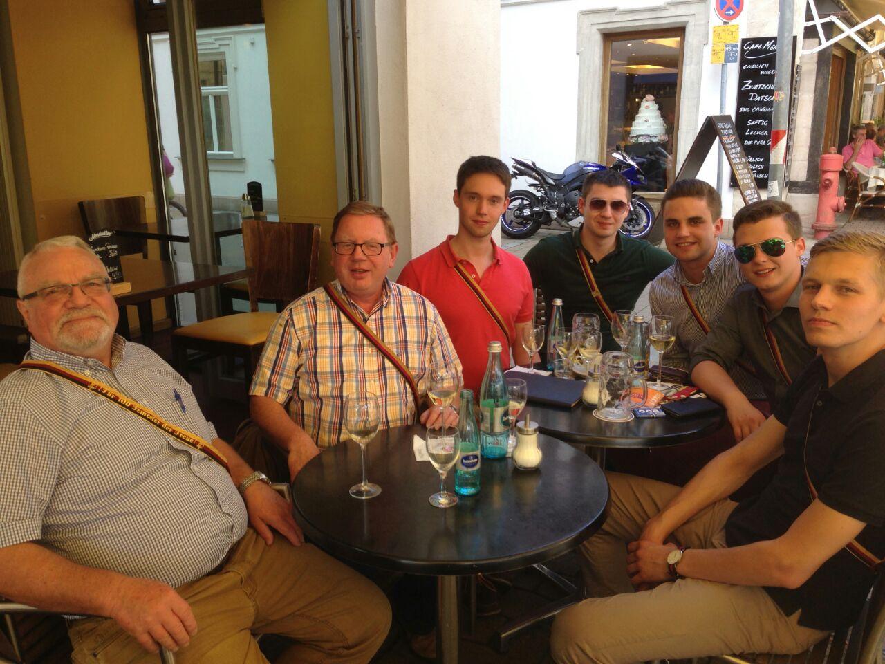 Besuch in Erlangen